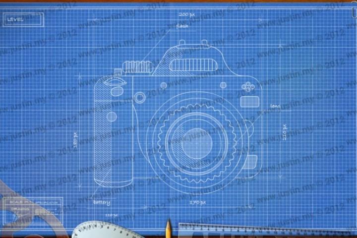 BluePrint 3D Electronic Level 24