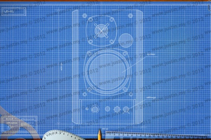 BluePrint 3D Electronic Level 30