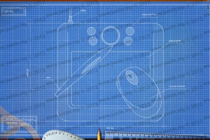 BluePrint 3D Electronic Level 33