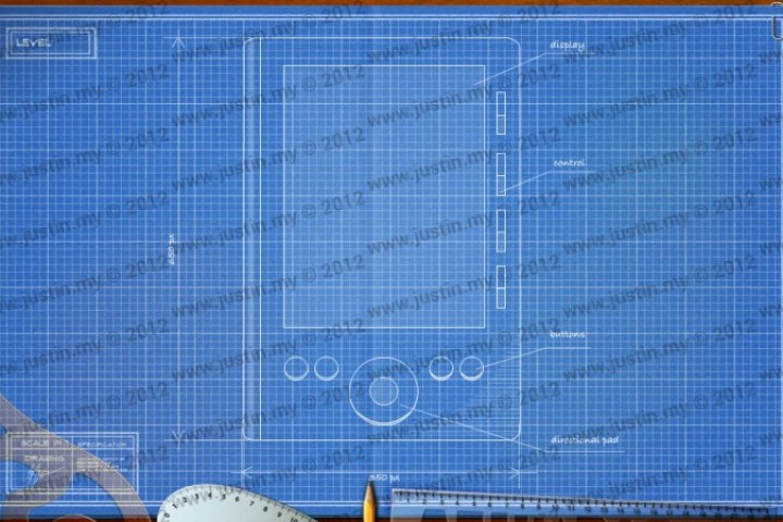 BluePrint 3D Electronic Level 6