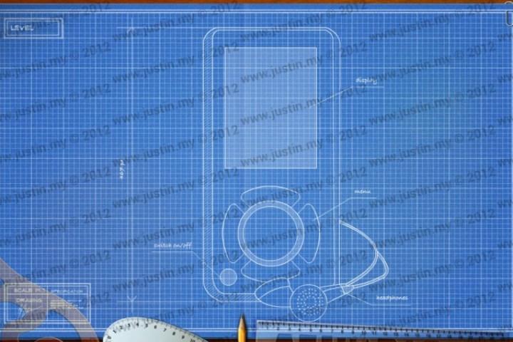 BluePrint 3D Electronic Level 8