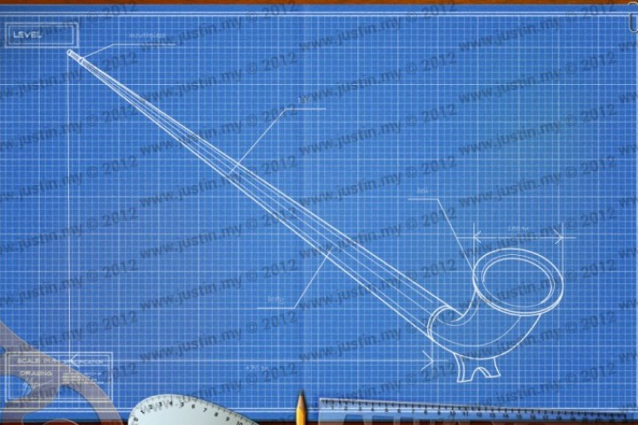 BluePrint 3D Instruments Level 1