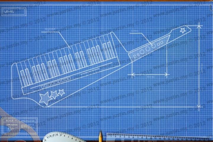 BluePrint 3D Instruments Level 24