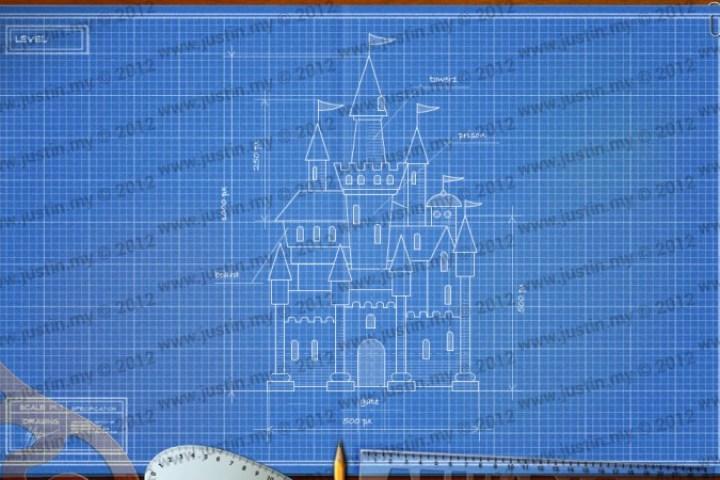 BluePrint 3D Medieval Level 9