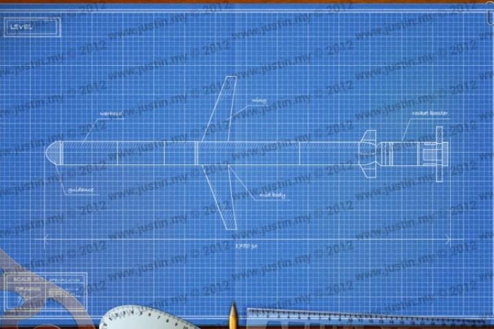 BluePrint 3D Military Level 1