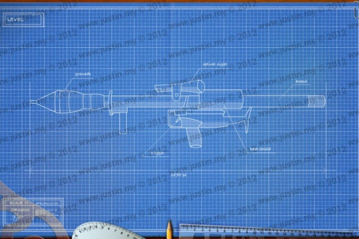 BluePrint 3D Military Level 11