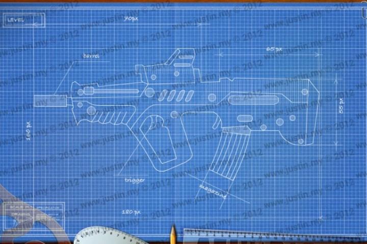 BluePrint 3D Military Level 22
