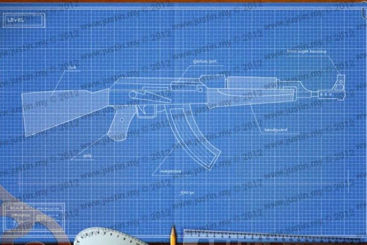 BluePrint 3D Military Level 26