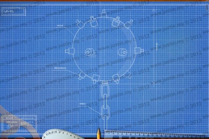 BluePrint 3D Military Level 4