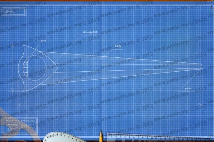 BluePrint 3D Space Level 2