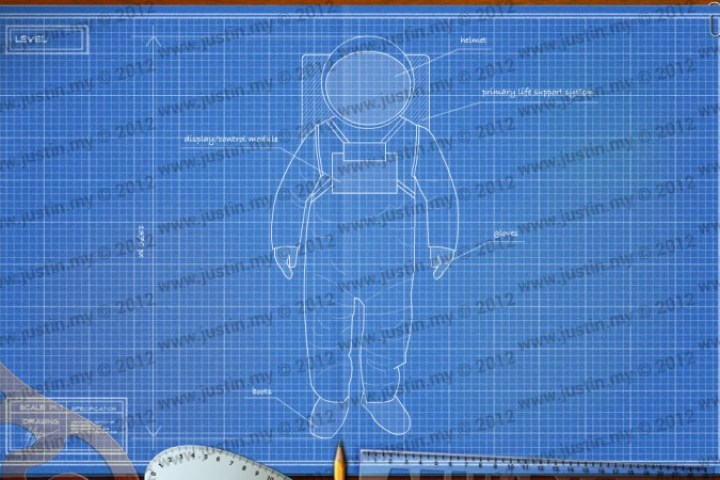 BluePrint 3D Space Level 8