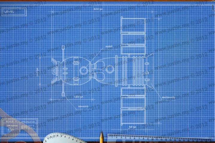 BluePrint 3D Space Level 9