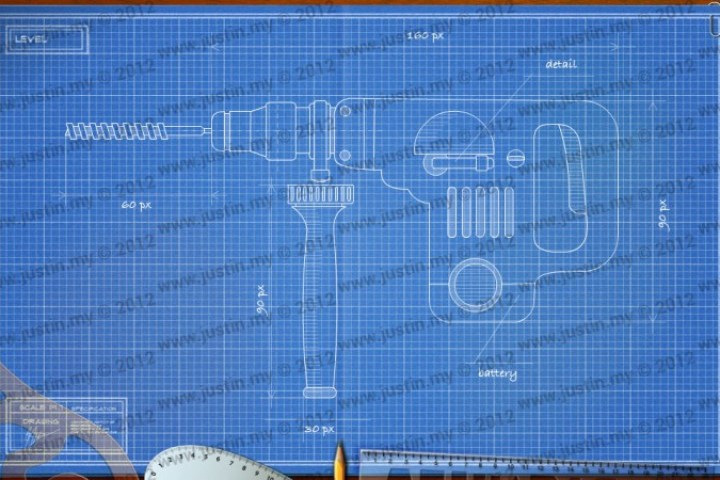 BluePrint 3D Tech Level 25