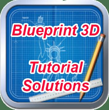 Blueprint 3D Tutorial Solutions