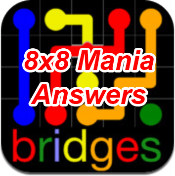 Flow Bridges 8x8 Mania Answers