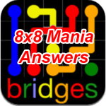 Flow Bridges 8×8 Mania Answers