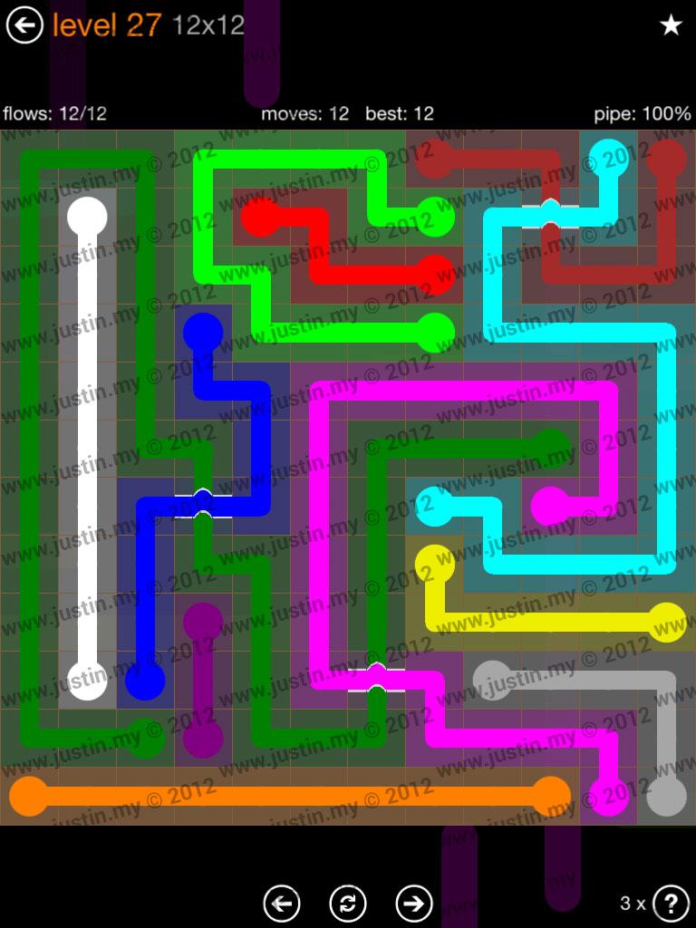 Flow Bridges Jumbo Pack 12x12 Level 28