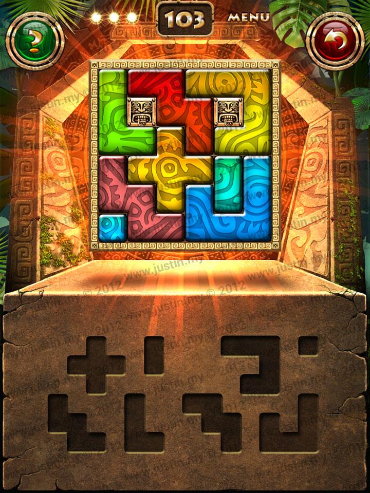 Montezuma Puzzle Level 203