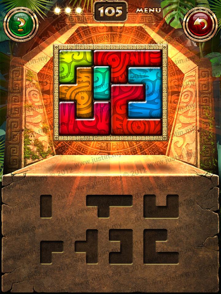 Montezuma Puzzle Level 205
