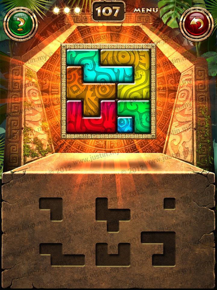 Montezuma Puzzle Level 207
