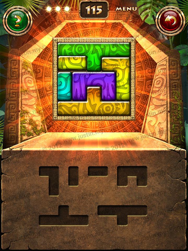 Montezuma Puzzle Level 215