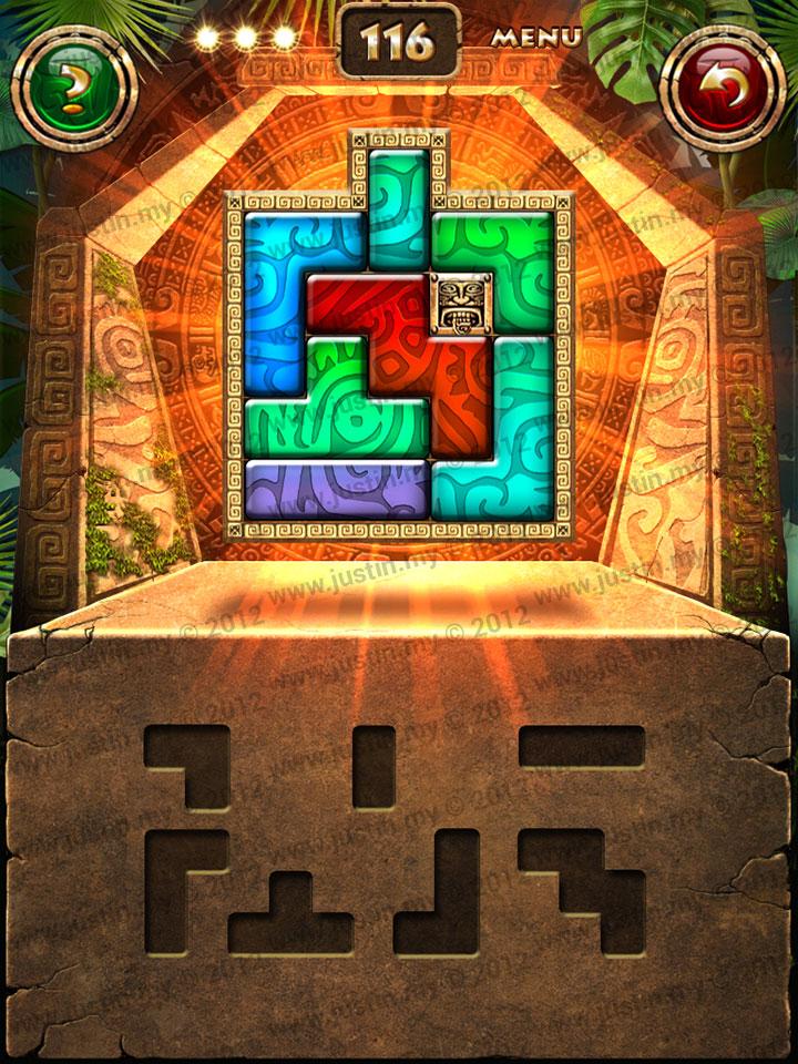 Montezuma Puzzle Level 216