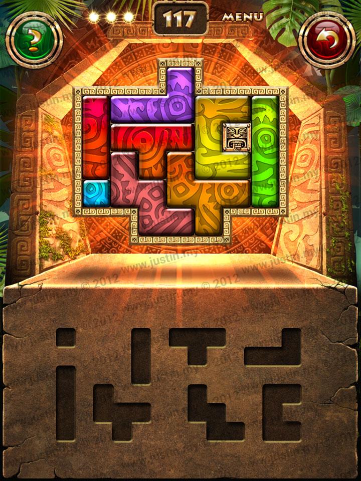 Montezuma Puzzle Level 217