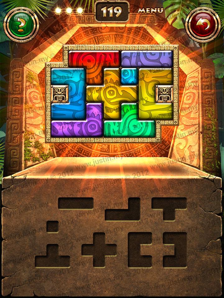 Montezuma Puzzle Level 219