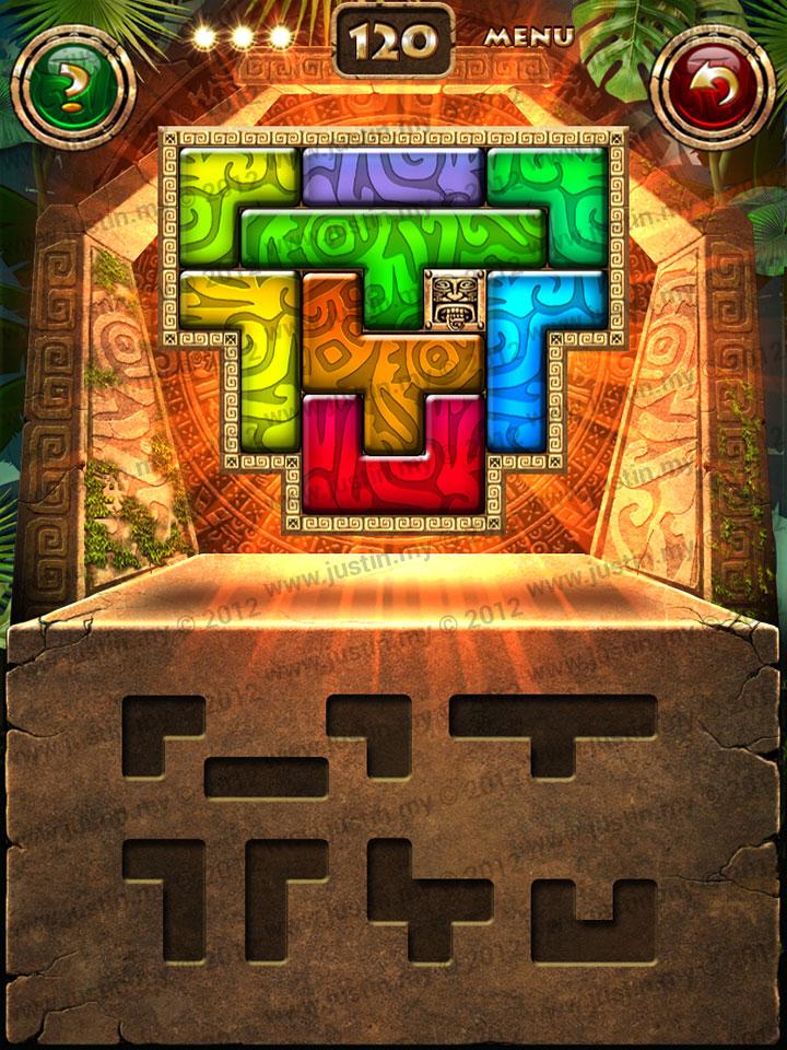 Montezuma Puzzle Level 220