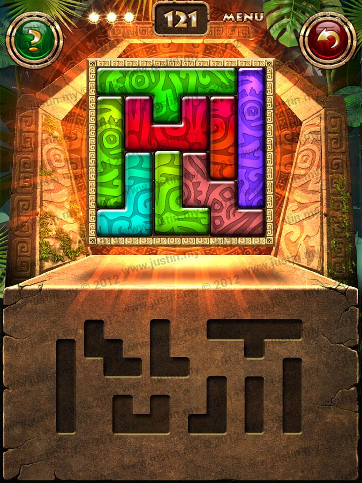 Montezuma Puzzle Level 221