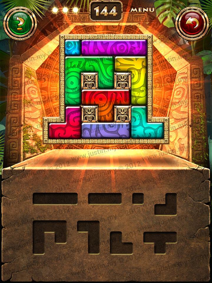 Montezuma Puzzle Level 244