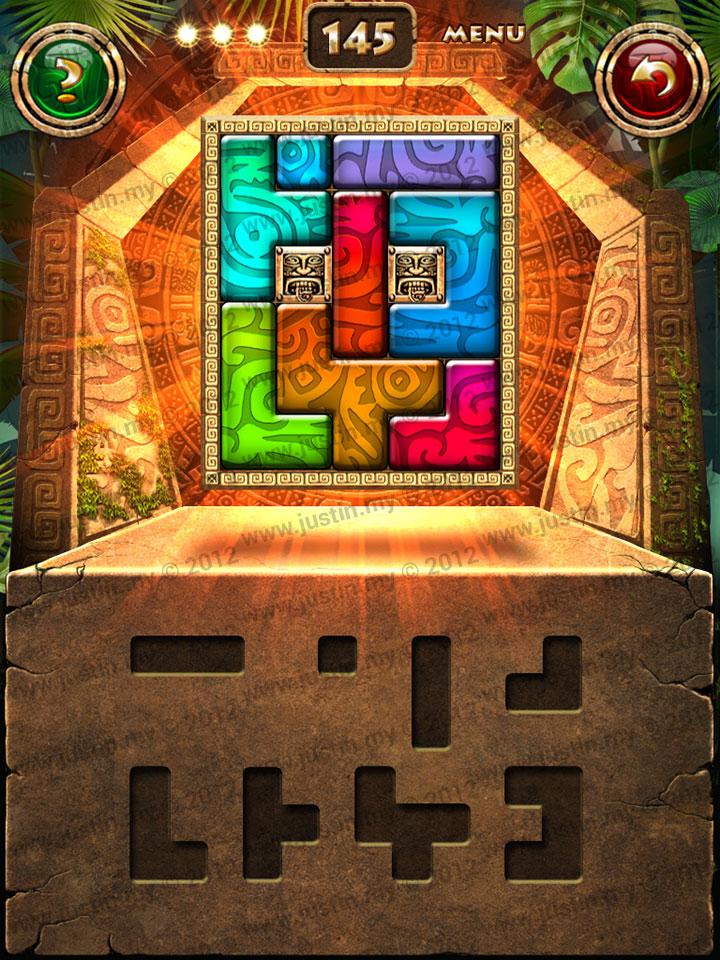 Montezuma Puzzle Level 245
