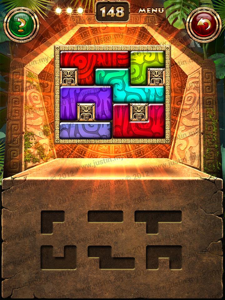 Montezuma Puzzle Level 248