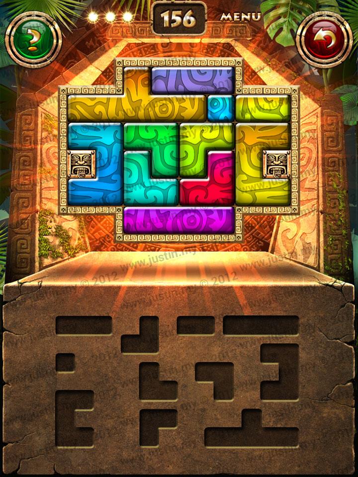 Montezuma Puzzle Level 256