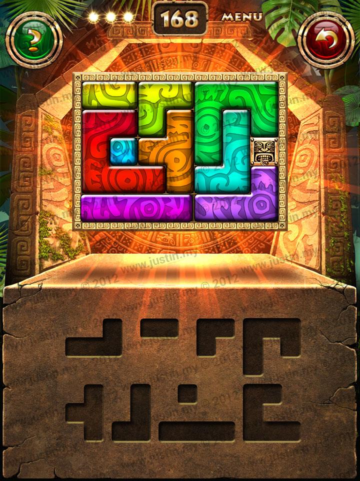 Montezuma Puzzle Level 268