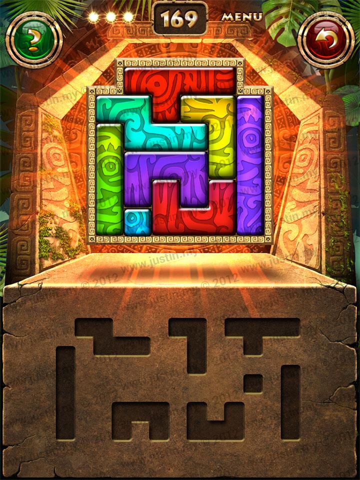 Montezuma Puzzle Level 269