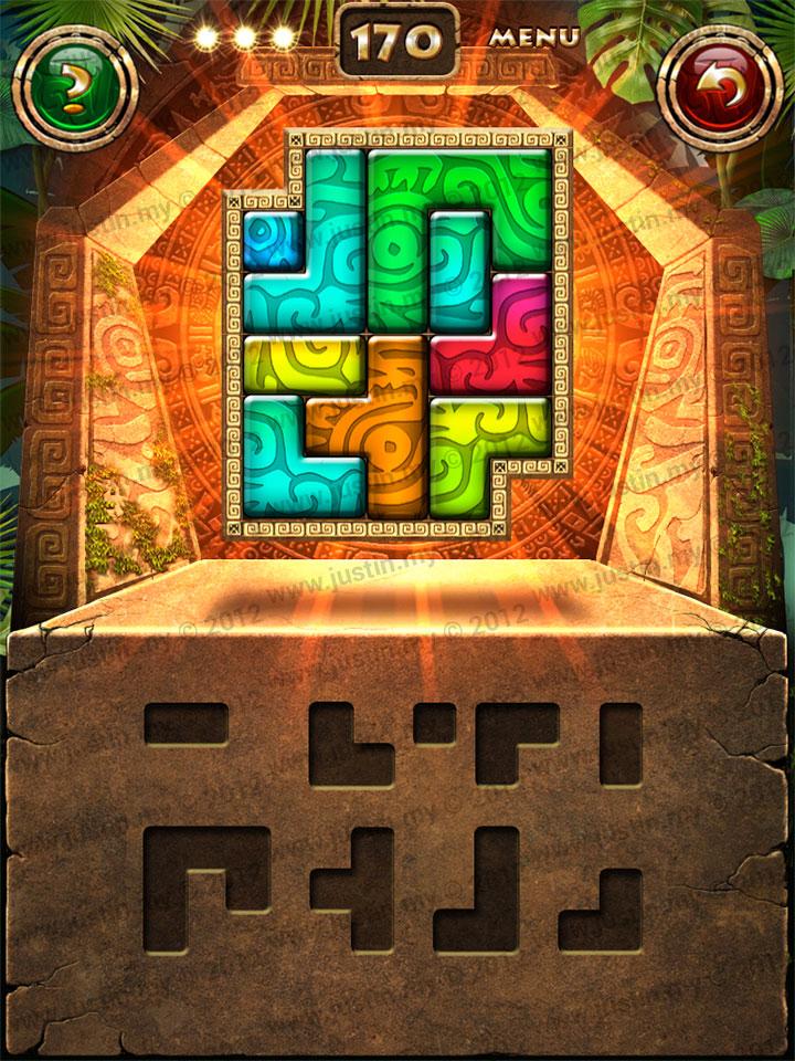 Montezuma Puzzle Level 270