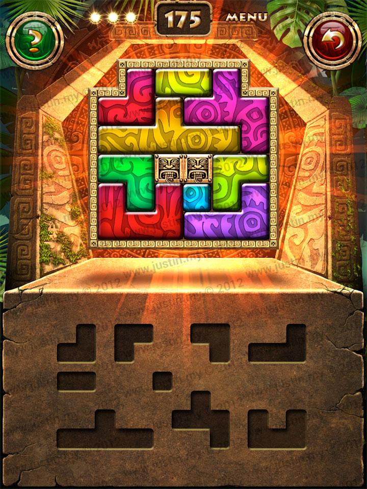 Montezuma Puzzle Level 275