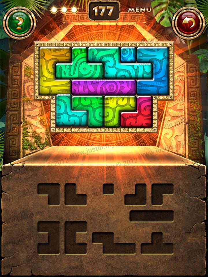 Montezuma Puzzle Level 277