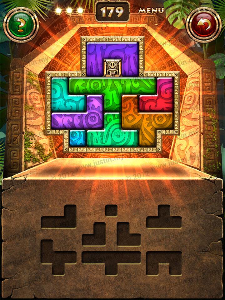 Montezuma Puzzle Level 279