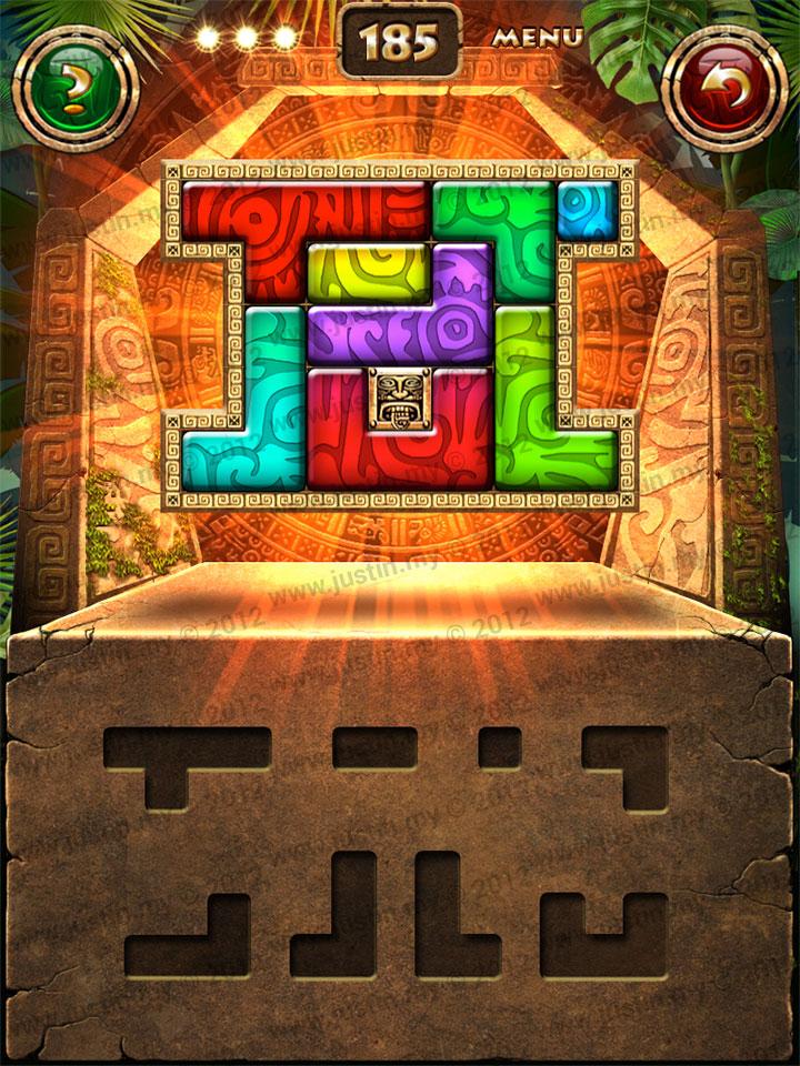 Montezuma Puzzle Level 285