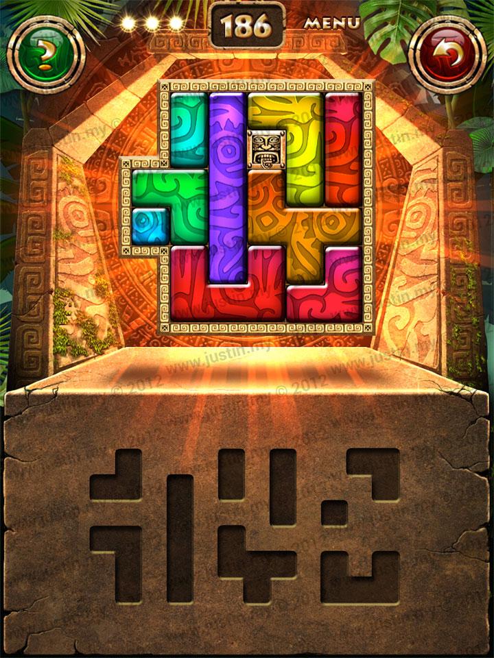Montezuma Puzzle Level 286