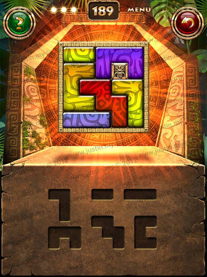 Montezuma Puzzle Level 289