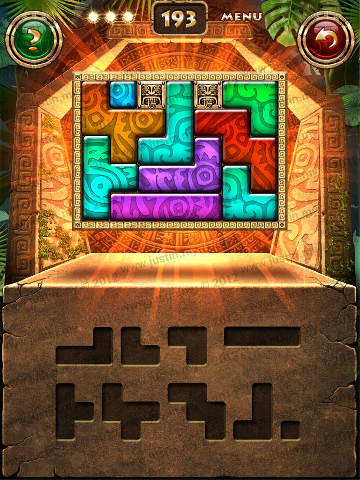 Montezuma Puzzle Level 293