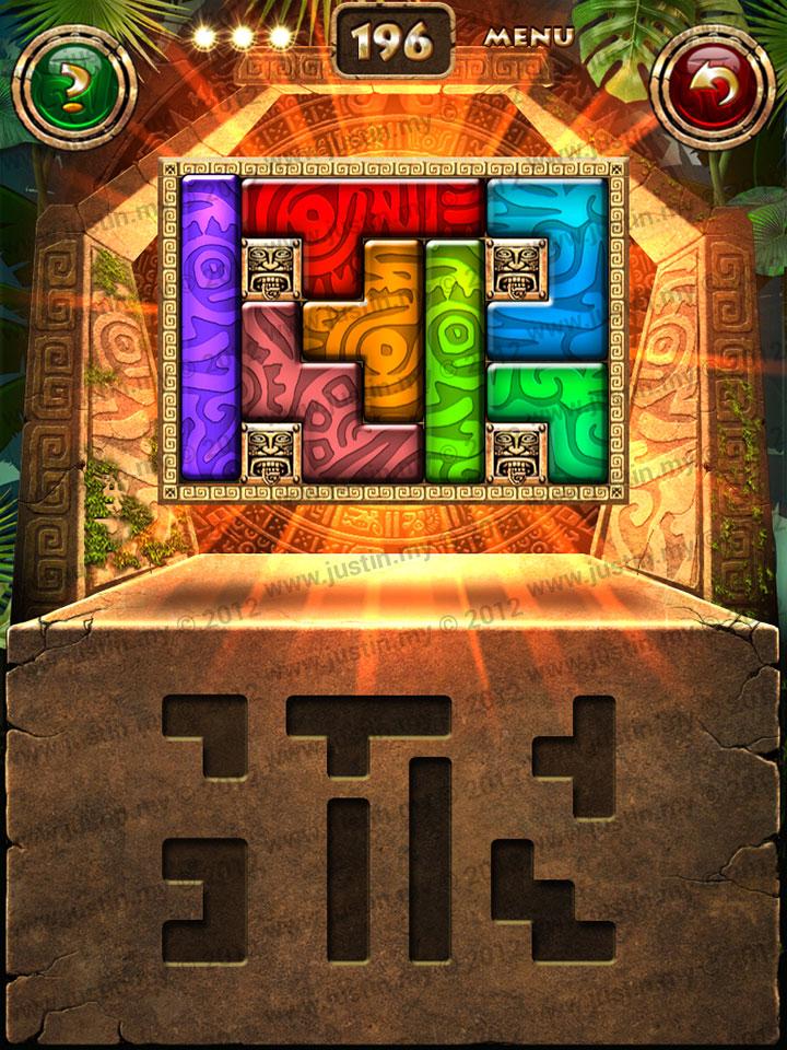 Montezuma Puzzle Level 296