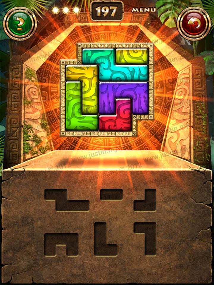 Montezuma Puzzle Level 297