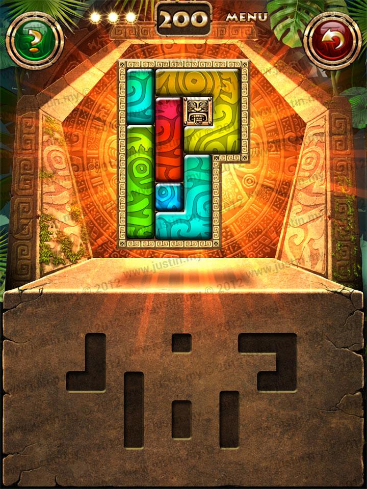 Montezuma Puzzle Level 300