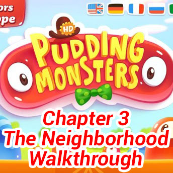 Pudding Monsters Chapter 3