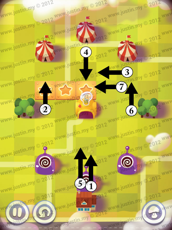 Pudding Monsters Level 3-9