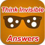 Think Invisible Answers for Android, iPhone, Windows Phone